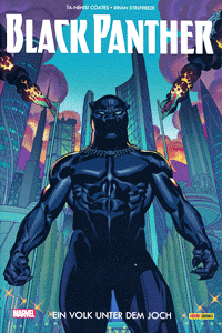 Black Panther, Band 1, Marvel/Panini Comics