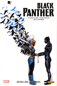 Black Panther, Band 3, Marvel/Panini Comics