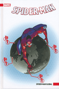 SPIDER-MAN PAPERBACK lim. Hardcover, Band 1, Spider-Man Global