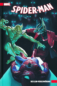 SPIDER-MAN PAPERBACK lim. Hardcover, Band 4, Marvel/Panini Comics