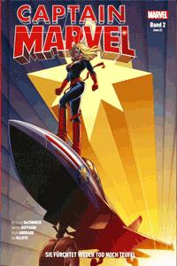 CAPTAIN MARVEL lim. Hardcover, Band 2, Marvel/Panini Comics