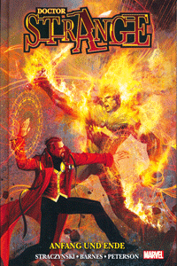 DOCTOR STRANGE: Anfang und Ende lim. Hardcover, Einzelband, Marvel/Panini Comics