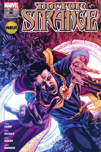 DOCTOR STRANGE, Band 2, Marvel/Panini Comics
