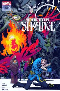 DOCTOR STRANGE, Band 4, Blut im Äther