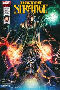 DOCTOR STRANGE, Band 7, Duell der Meisterzauberer