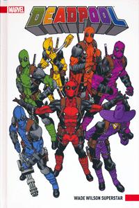 DEADPOOL PAPERBACK lim. Hardcover, Band 1, Marvel/Panini Comics