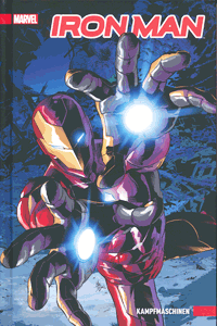 IRON MAN PAPERBACK lim. Hardcover, Band 2, Marvel/Panini Comics
