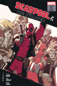DEADPOOL UND DIE S�LDNER, Band 2, Marvel/Panini Comics