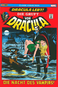 Die Gruft von Dracula | Classic Collection, Band 1, Marvel/Panini Comics