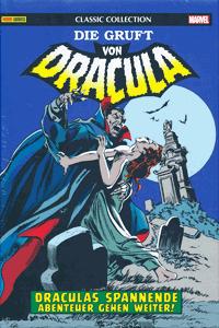 Die Gruft von Dracula | Classic Collection, Band 2, Draculas spannende Abenteuer gehen weiter!