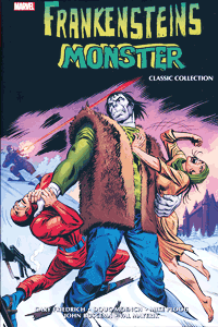 Frankensteins Monster [comic] [classic collection], Einzelband, Panini Comics