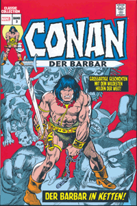 Comicbuch | CONAN der Barbar | Classic Collection, Band 3, Phantastische Comic-Abenteuer