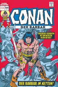 Conan der Barbar - Classic Collection, Band 3, Phantastische Comic-Abenteuer