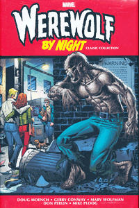 Werewolf by Night - Classic Collection, Band 1, Klassischer Marvel-Horror