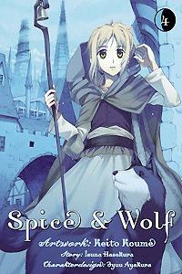 Spice & Wolf, Band 4,