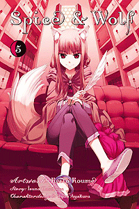 Spice & Wolf, Band 5, Planet Manga