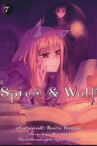 Spice & Wolf, Band 7, Planet Manga