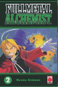 Fullmetal Alchemist, Band 2, Planet Manga