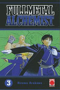 Fullmetal Alchemist, Band 3, Ein Haus, wo die Famlie wartet, . . .