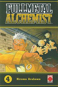 Fullmetal Alchemist, Band 4, Ein K�rper aus Stahl, . . .