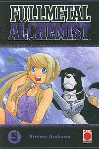 Fullmetal Alchemist, Band 5, Im Tal des Wirtschaftsaufschwungs, . . .