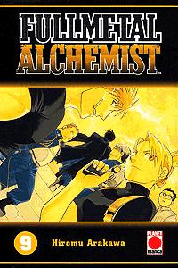 Fullmetal Alchemist, Band 9, Planet Manga
