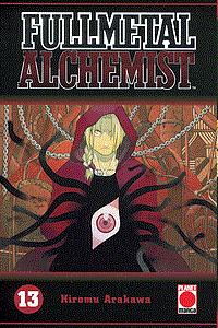 Fullmetal Alchemist, Band 13, Im Bauch, . . .