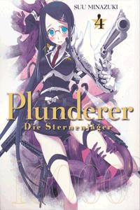 PLUNDERER - DIE STERNENJ�GER, Band 4, Spion
