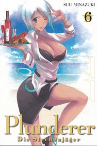 PLUNDERER - DIE STERNENJÄGER, Band 6, Panini Manga