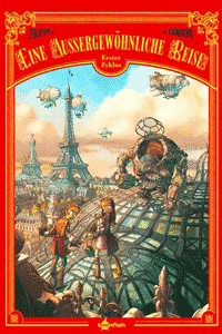 Eine außergewöhnliche Reise, Band 1, toonfish Comics