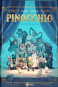PINOCCHIO | toonfish, Einzelband, toonfish comics