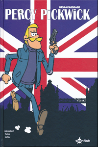 Percy Pickwick Gesamtausgabe, Band 4, toonfish comics