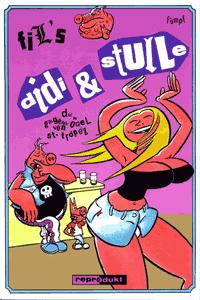 Didi & Stulle, Band 5, Die Galgenvögel von St. Tropez