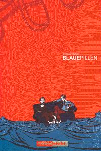 Blaue Pillen, Einzelband, Reprodukt