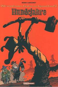 Die wundersamen Abenteuer von Sigmund Freud, Einzelband, Reprodukt Comics