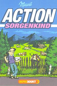 Action Sorgenkind, Einzelband, Reprodukt Comics
