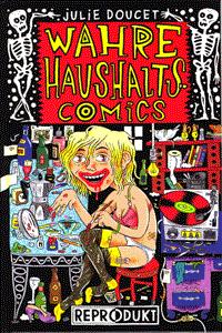 Wahre Haushaltscomics, Einzelband, Reprodukt Comics