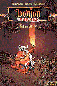 Donjon: Parade, Band 1, Reprodukt Comics