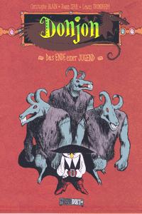 Donjon - Morgengrauen, Band -97, Reprodukt Comics