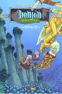Donjon Monster, Band 2, Reprodukt Comics