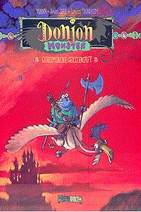 Donjon Monster, Band 4, Reprodukt Comics