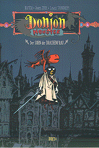Donjon Monster, Band 7, Reprodukt Comics