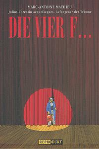 Die vier F..., Einzelband, Reprodukt Comics