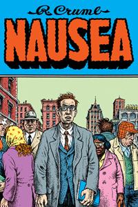 Robert Crumb 1 - NAUSEA, Einzelband,