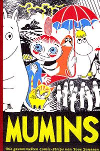 Mumins, Band 1, Reprodukt Comics