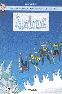 Die erstaunlichen Abenteuer von Herrn Hase, Band 1, Reprodukt Comics