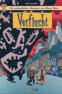 Die erstaunlichen Abenteuer von Herrn Hase, Band 3, Reprodukt Comics