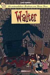Die erstaunlichen Abenteuer von Herrn Hase, Band 4, Reprodukt Comics