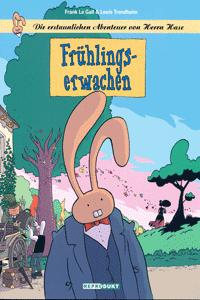 Die erstaunlichen Abenteuer von Herrn Hase, Band 6, Reprodukt Comics