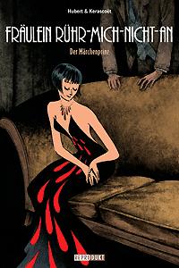 Fr�ulein R�hr-Mich-Nicht-An, Band 3, Reprodukt Comics